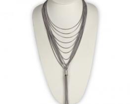 Srebrna ogrlica NAOMI