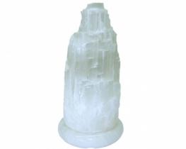 Svetilka beli selenit - srednja velikost