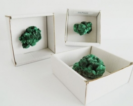 Svileni MALAHIT - mineral