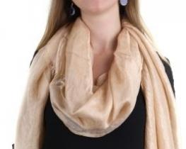 Šal COCOON -100 % svila