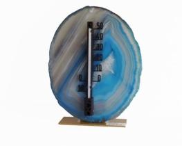 Termometer iz ahatne plošče