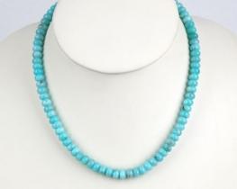 VITA - ogrlica iz amazonita 7 mm