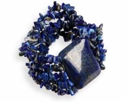 Zapestnica BLUE JANE iz lapisa