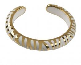 Zapestnica zlata zebra