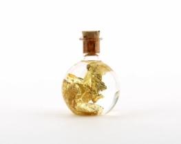 ZLATO (22 karatov) - darilna steklenička